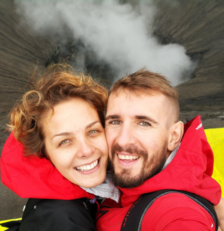 Anna Domanska i Mariusz Sionek. Dobry Rok