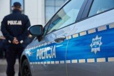 Policja ustala okoliczności wypadku na Bielanach
