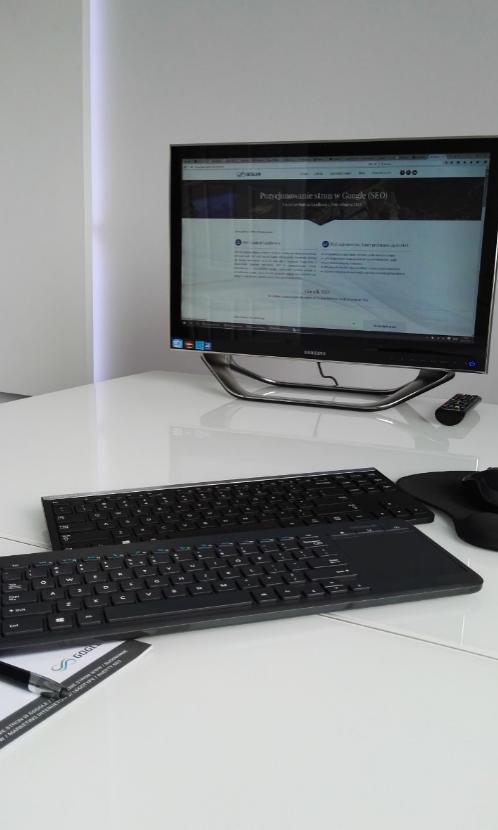 Klawiatura All-in-One Media Microsoft i mój Samsung