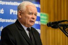 """Jarosław Kaczyński według """"GW"""" zaangażował sięw budowę wieżowca na terenie spółki Srebrna."""