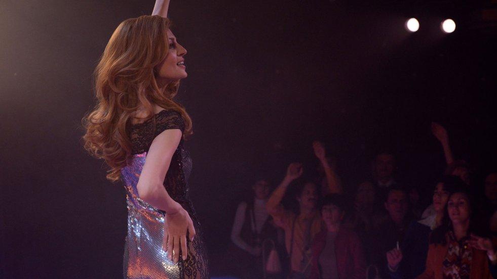 """Kadr z filmu """"Dalida. Skazana na miłość"""", który na ekrany polskich kin wejdzie 31 marca"""