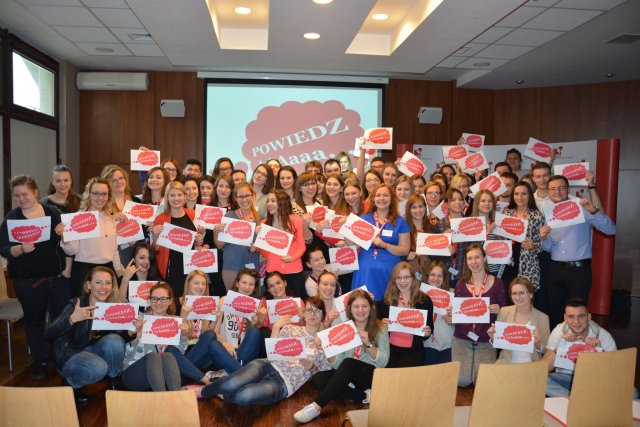 Projekt studencki Fundacji DKMS