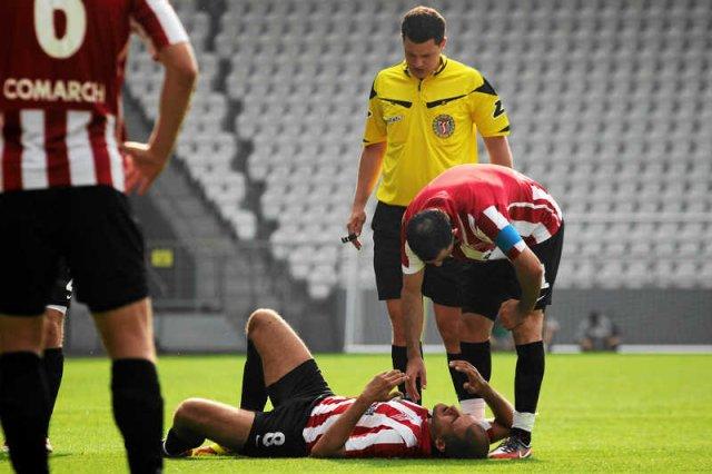 Niektórzy polscy piłkarze nie mieliby nic przeciwko dodatkowym przerwom w czasie meczu