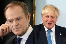 Borisowi Johnsonowi udało się doprowadzić do brexitu.