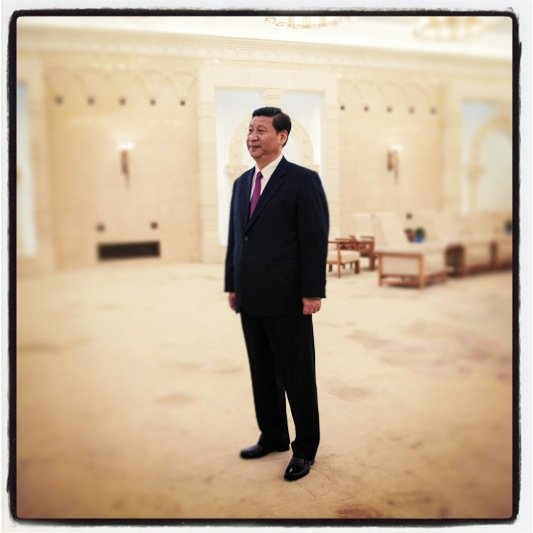 Nowy Prezydent Chin Xi Jinping