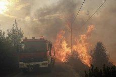 W grackich pożarach zginęło już kilkadziesiąt osób