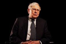 Nawet guru zdarzają się pomyłki. Ostatnie inwestycje Buffetta zakończyły się stratą przekraczającą miliard dolarów.