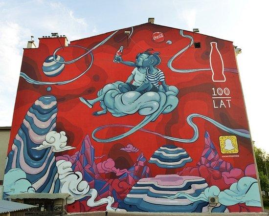 mural Kołka