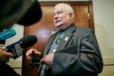 Weronika Klawonn, która prowadziła rozprawę z udziałem Lecha Wałęsy i Jarosława Kaczyńskiego, miała być wcześniej widywana w koszulce z napisem Konstytucja.