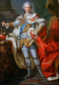 Król Stanisław August Poniatowski