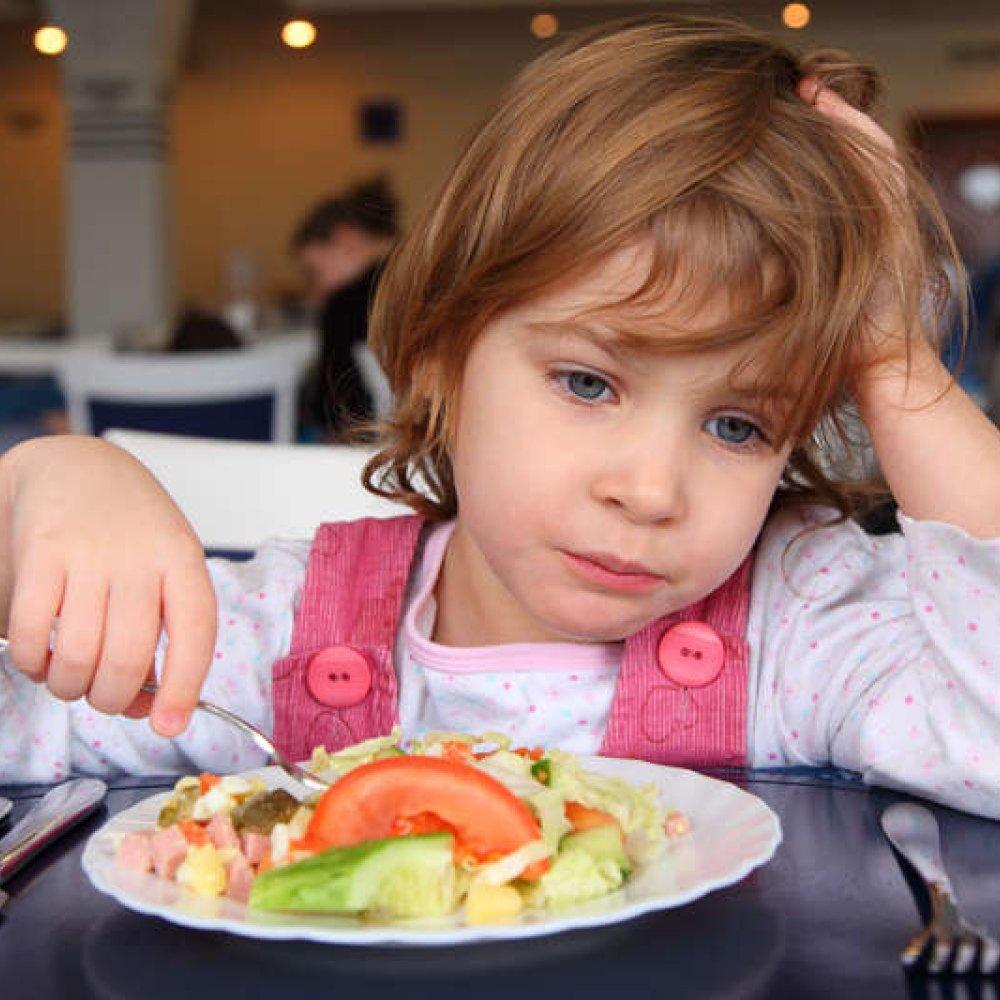 Spotyka się z nie-wegetarianinem