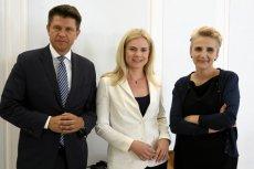 Ryszard Petru, koalicjant KE, poparł koleżankę z Teraz, która startuje z list Wiosny...