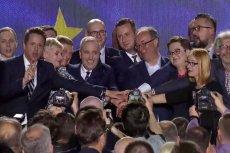 Koalicja Europejska zdobyła według pierwszych sondaży powyborczych 39,1 proc. głosów.
