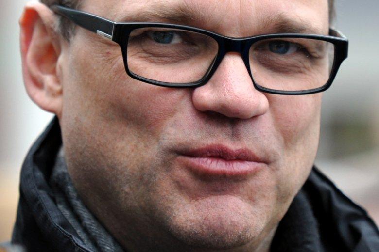 Juha Sipilä kieruje Partią Centrum w Finlandii.