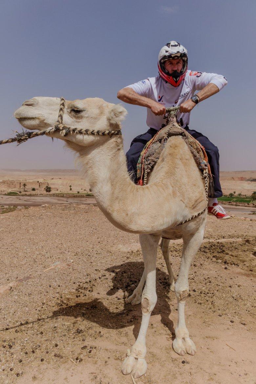 Ostatni trening Rafała Sonika w Maroko