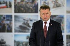 Szef MON Mariusz Błaszczak zapowiedział utworzenie Wojsk Obrony Cyberprzestrzeni.