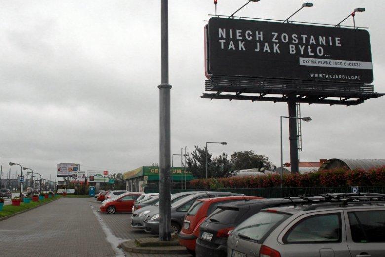 19 mln na kampanię i... kolejne kłamstwo. Sąd w Świdnicy jednym zdaniem skwitował hasło z billboardów.