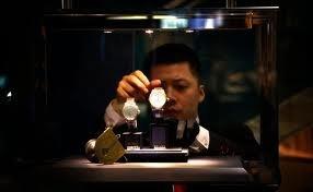 Chiny wraz z rejonem Hong Kong to największy rynek konsumencki dla szwajcarskiego zegarka
