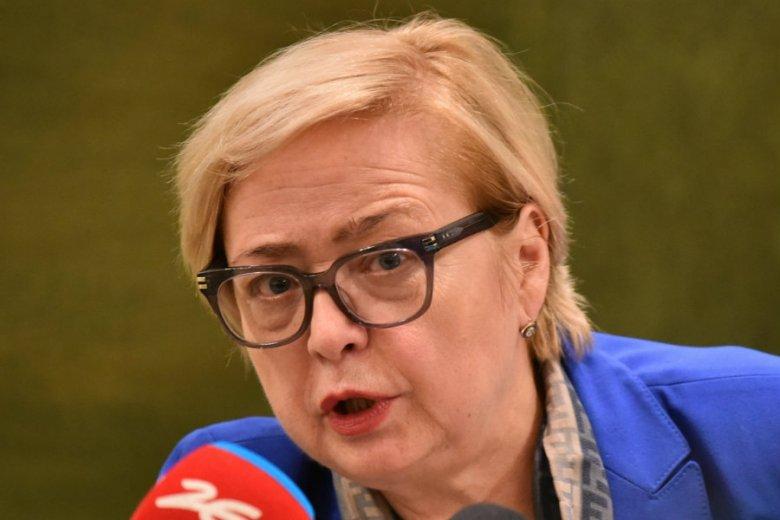 Prezes Sądu Najwyższego Małgorzata Gersdorf ma zostać usunięta w myśl nowych przepisów o SN, które wchodzą w życie 3 lipca.
