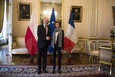 Minister Antoni Macierewicz rozmawiał z ze swoją francuską odpowiedniczką przede wszystkim na temat możliwości zakupu przez Polskę okrętów podwodnych wraz z z uzbrojeniem.
