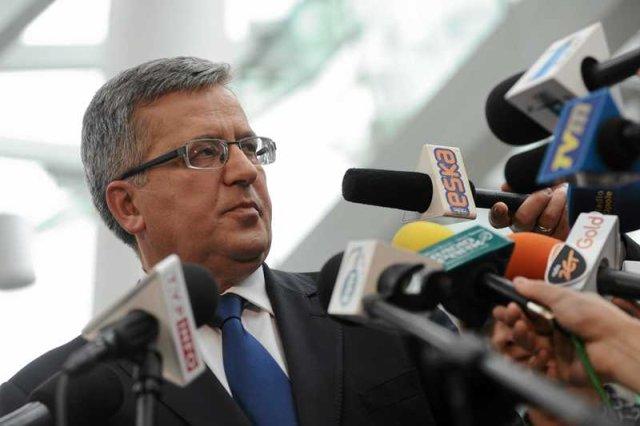 Bronisław Komorowski wzywa do reformy ONZ.