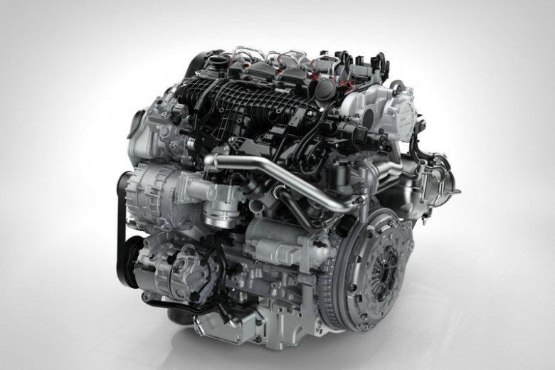 Volvo stawia na silniki czterocylindrowe o pojemności 2 litrów
