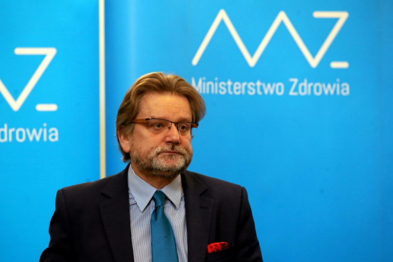 Jarosław Pinkas znów ma być w rządzie. Były wiceminister odszedł z resortu zdrowia w ramach oszczędności.
