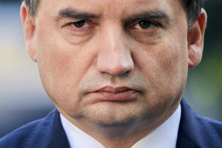 """Zbigniew Ziobro miał w 2018 r. pomścić Łukasza Piebiaka, bo ktoś """"robił mu świństwa""""."""