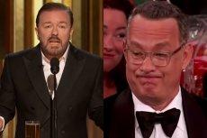 Ricky Gervais prowadził galę Złotych Globów piąty raz. Czy zrobił po raz ostatni?