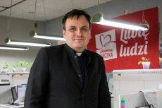 Ks. Grzegorz Babiarz próbował przejąć dokumenty, znajdujące się w siedzibie stowarzyszenia.