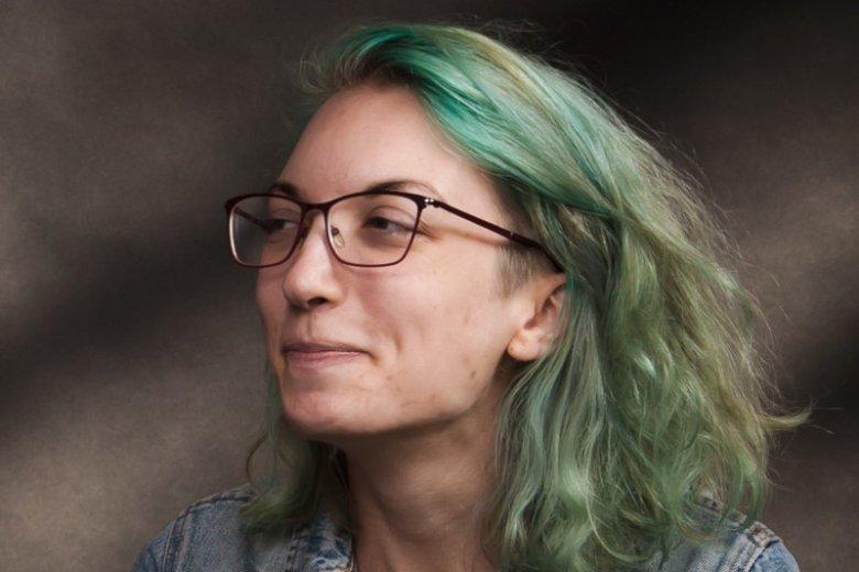 Michalina Pągowska jest w zarządzie pierwszego w Polsce stowarzyszenia osób aseksualnych.