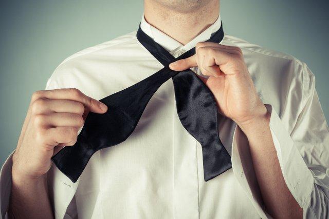 Muszka czy krawat? Oto dylemat!