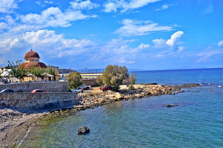 Od lat Kreta pozostaje ulubionym kierunkiem rodzin z Polski