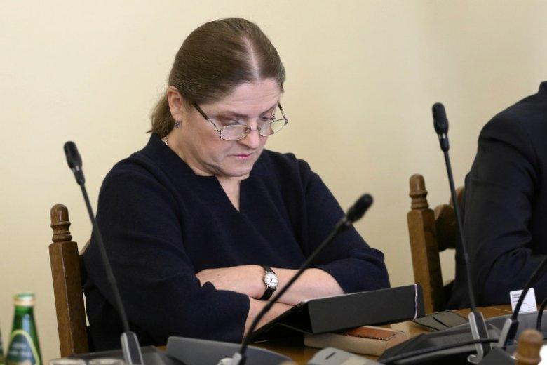 Według wyznań jej sąsiadów, Krystyna Pawłowicz potrafi być ostra na zebraniach wspólnoty mieszkaniowej.