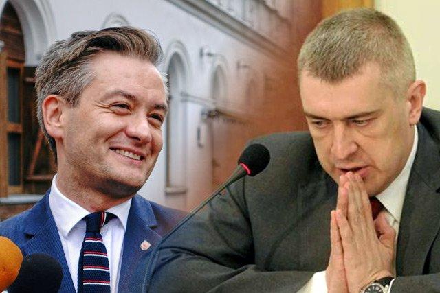Lista wyborcza opozycji od Biedronia po Giertycha? Taki pomysł Andrzej Celiński przedstawił w programie Tomasza Lisa.