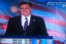Mitt Romney pogratulował Obamie i podziękował wszystkim, którzy pracowali przy jego kampanii wyborczej.