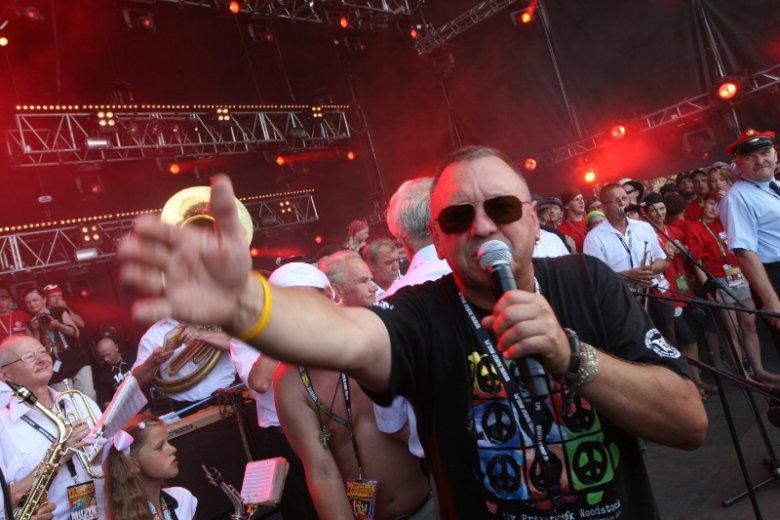 Przystanek Woodstock będzie musiał zmienić nazwę - przyznaje Jerzy Owsiak.