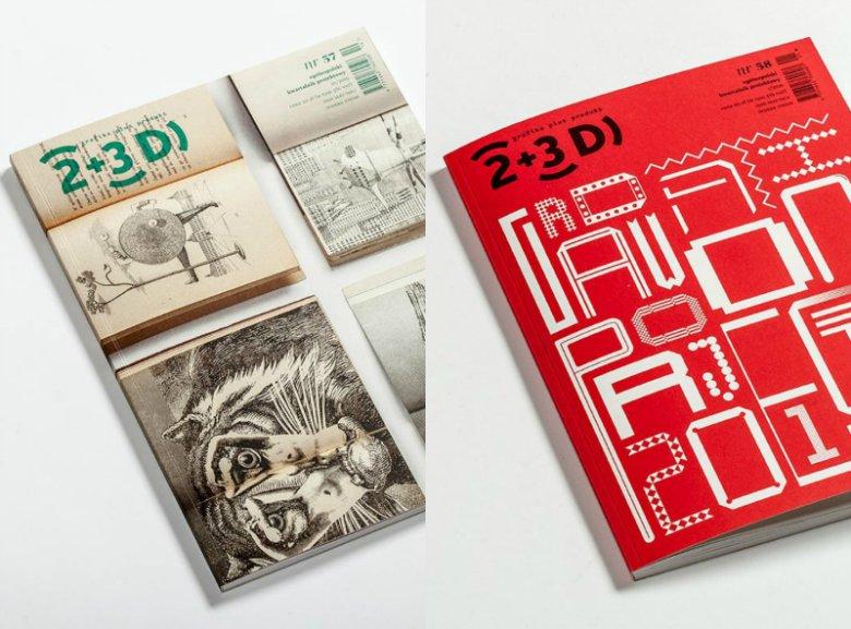 Typografia, grafika, design - o tym wszystkim przeczytacie w magazynie