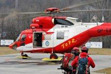 Ratownicy TOPR musieli udzielić pomocy trzem turystom.