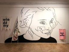 """Wystawę """"Drgania"""" możemy oglądać w Galerii Studio do 2 lutego 2020 r."""