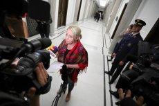 Protest opiekunów niepełnosprawnych i ich samych w Sejmie nadal trwa.