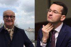 27 lat temu Martin Miszerak jako doradca z USA wprowadzał w Polsce kapitalizm. Dziś mówi, że z żalem obserwuje jak Mateusz Morawiecki wprowadza do polski socjalizm.
