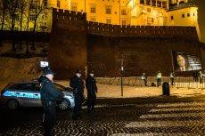 Wawel – podczas ostatniej wizyty Jarosława Kaczyńskiego 18.01.2017 roku.