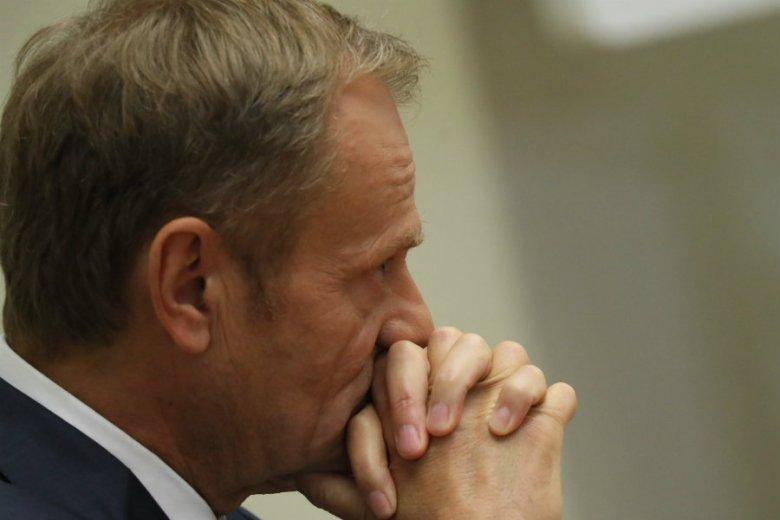 Krzysztof Szczerski wyjawił w TVP Info, że zagraniczny prezydent powiedział mu, że Donald Tusk nie będzie więcej angażował się w polskie sprawy.