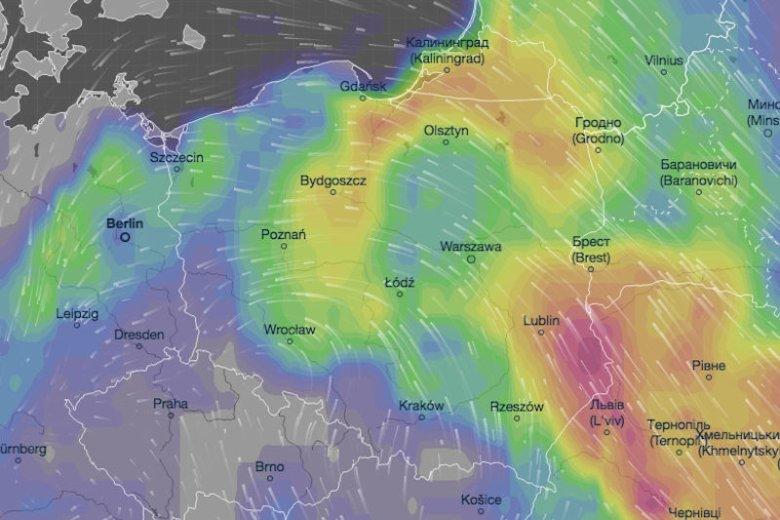 W Polsce zapowiada się burzowy tydzień. Wszystko za sprawą niżu Axel.