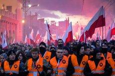 """Niemiecki dziennik """"Die Welt"""" ostro komentuje to, co dzieje się w Polsce. I co można było zauważyć podczas skrajnie prawicowego Marszu Niepodległości w Warszawie."""