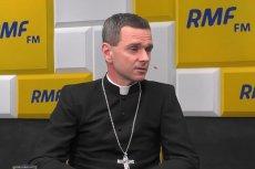 Biskup Mirosław Milewski mówił o powiązaniu środowisk homoseksualizmu i pedofilii.