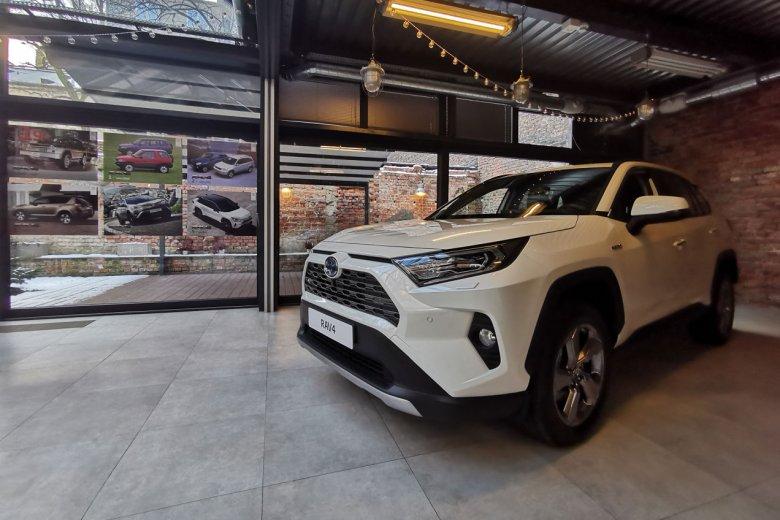Polska premiera RAV4 – samochód z partii przedprodukcyjnej