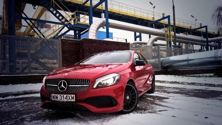 Mercedes-Benz A 220 4MATIC
