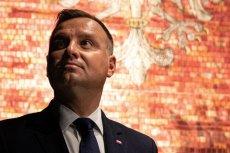 Andrzej Duda chce się spotkać z bohaterskim Polakiem.
